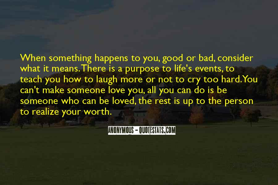 Quotes About What Love Can Make You Do #655363