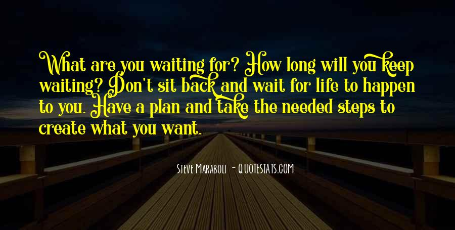 Quotes About Plans Without Action #35809