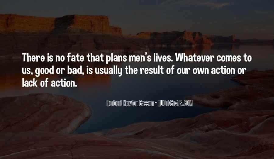 Quotes About Plans Without Action #610734