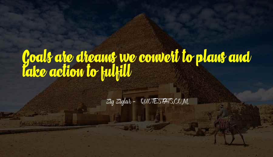 Quotes About Plans Without Action #623207