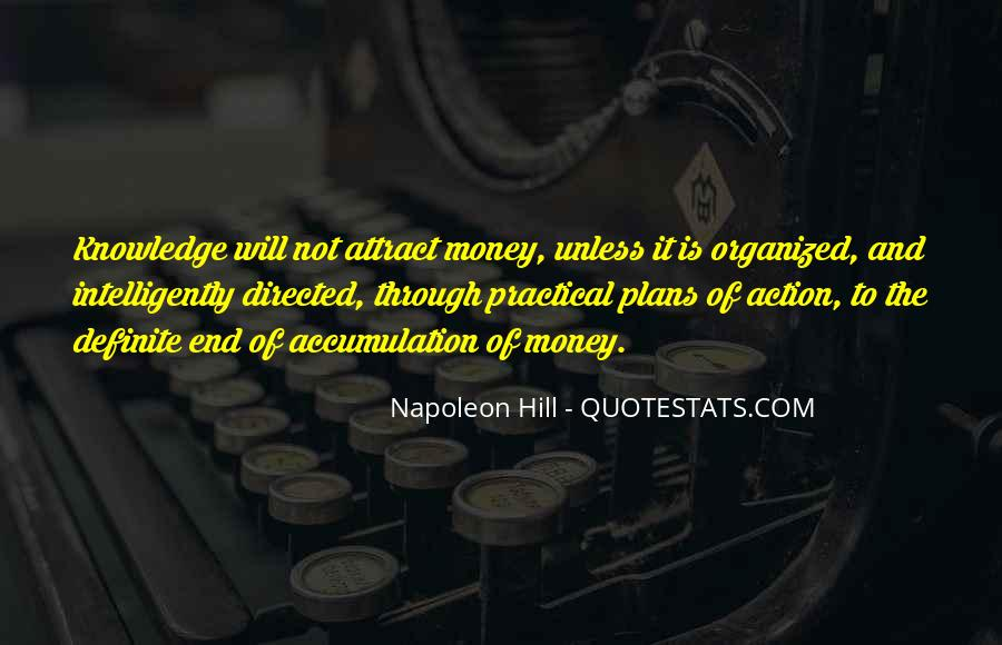 Quotes About Plans Without Action #684159