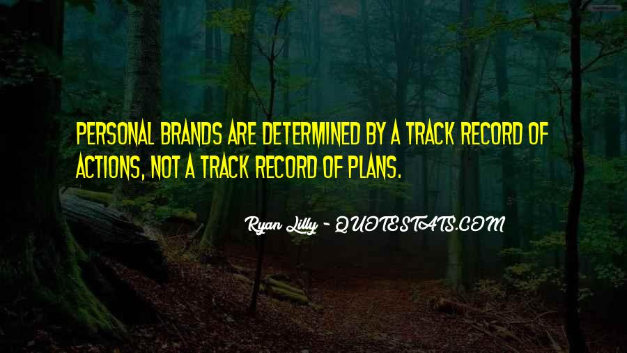 Quotes About Plans Without Action #855527