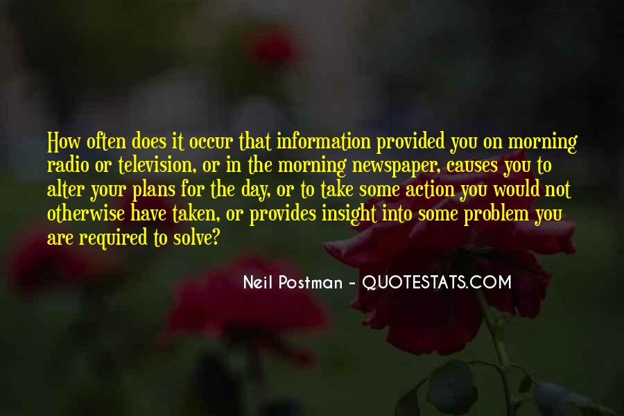 Quotes About Plans Without Action #880289