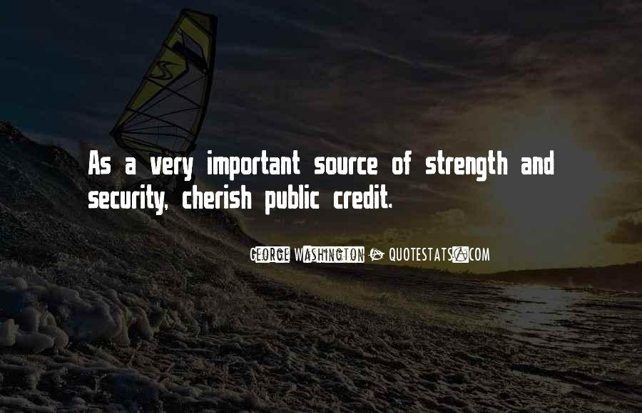 Quotes About Credit And Debt #1209645