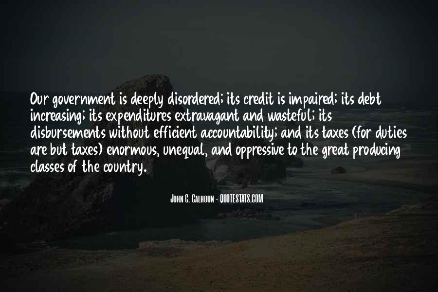 Quotes About Credit And Debt #1347739