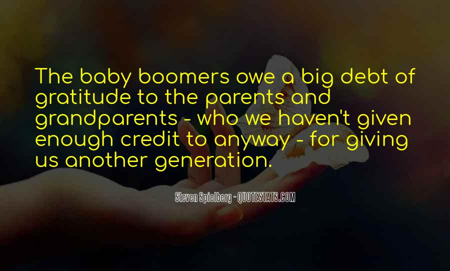 Quotes About Credit And Debt #1716762