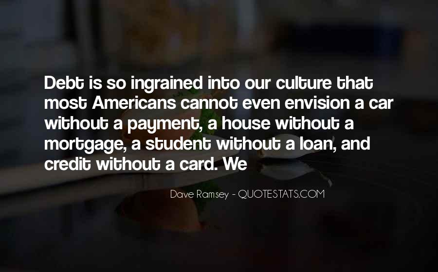 Quotes About Credit And Debt #67301