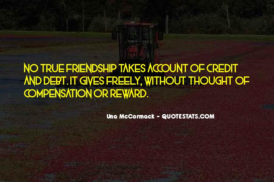 Quotes About Credit And Debt #978822