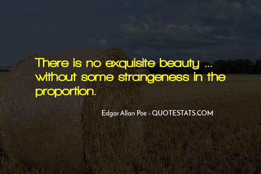 Quotes About Strangeness #203064