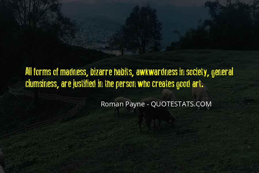 Quotes About Strangeness #223318