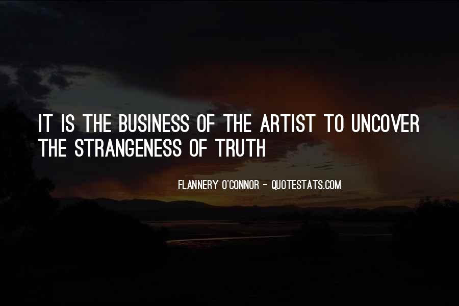 Quotes About Strangeness #57137