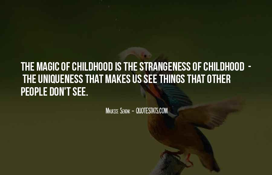 Quotes About Strangeness #58421