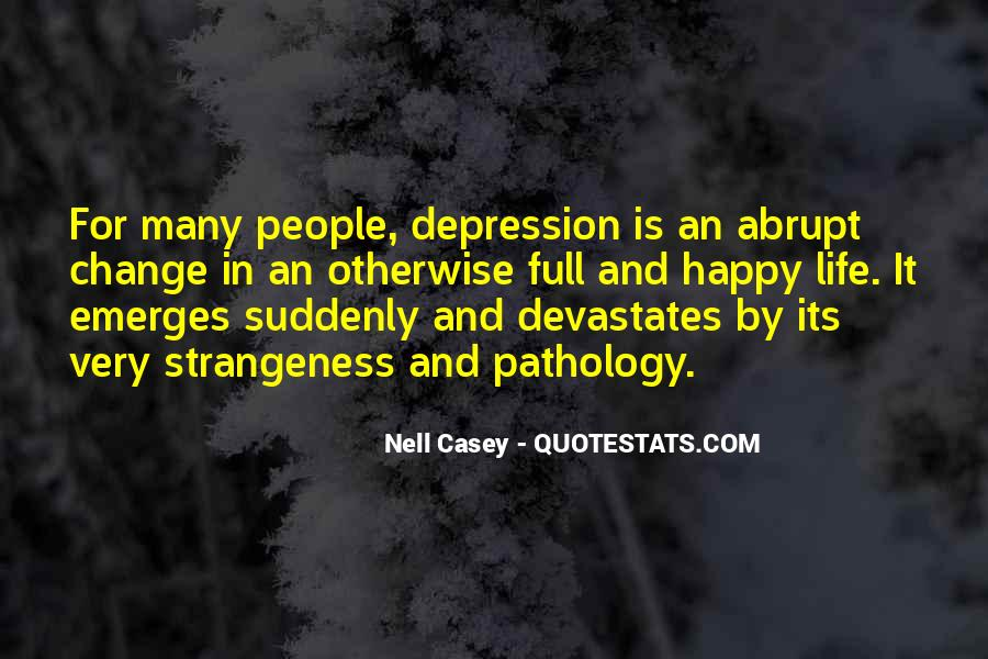Quotes About Strangeness #631134