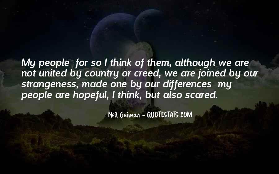 Quotes About Strangeness #641317