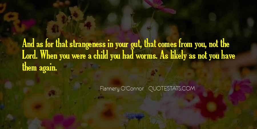 Quotes About Strangeness #73628