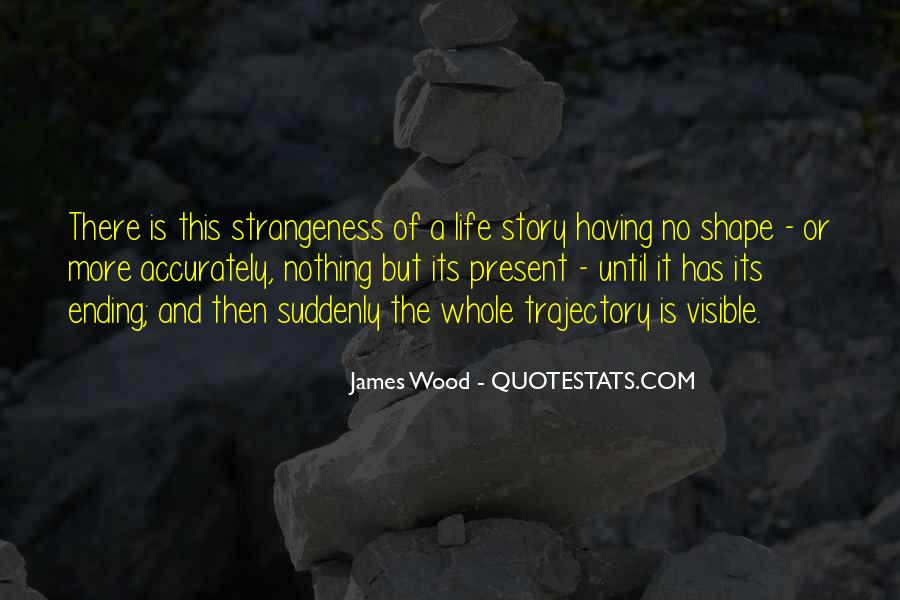 Quotes About Strangeness #814828