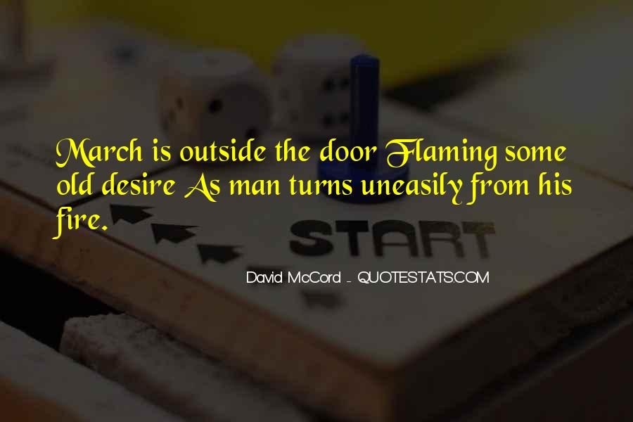 Quotes About Old Doors #1145656