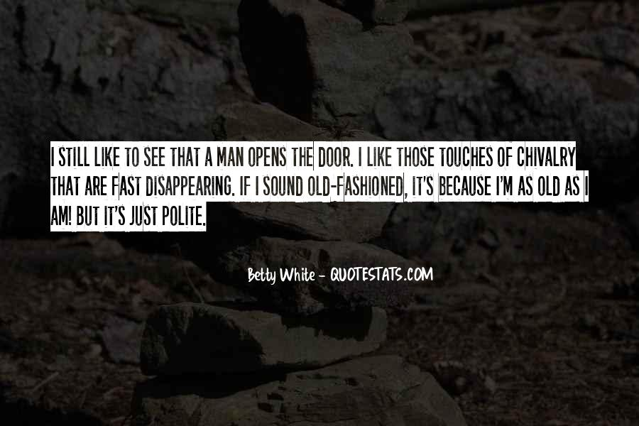 Quotes About Old Doors #1379523