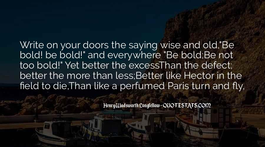 Quotes About Old Doors #779005