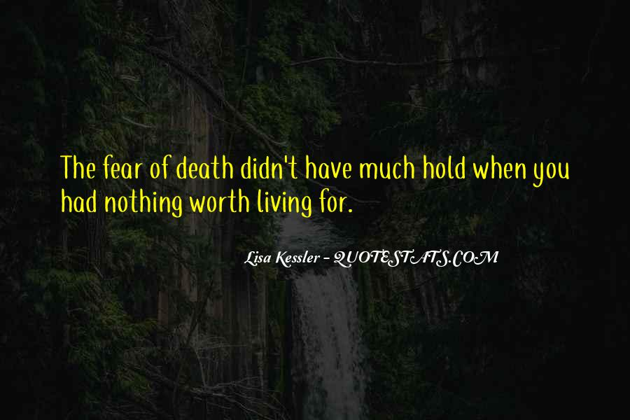 Quotes About When You Have Nothing #156121
