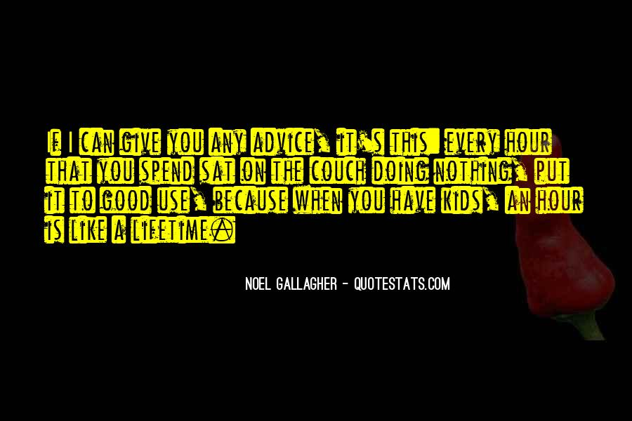 Quotes About When You Have Nothing #164781