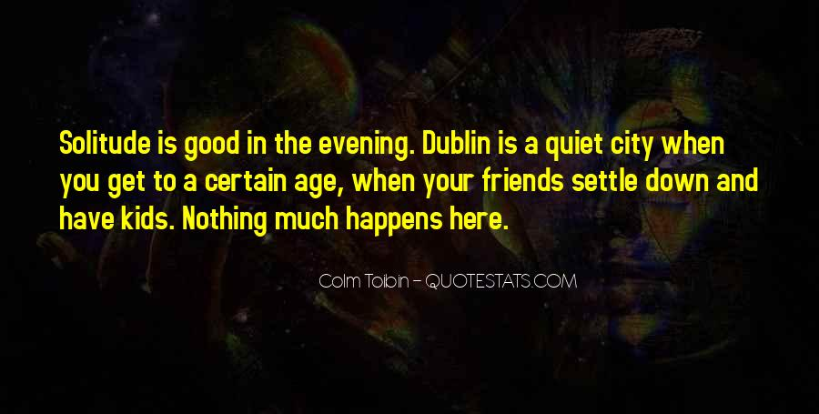 Quotes About When You Have Nothing #179793