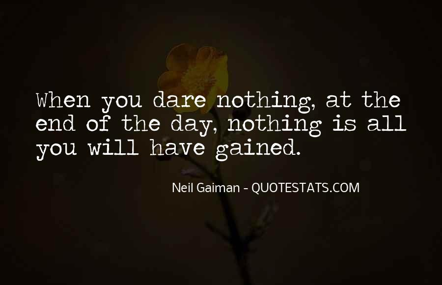 Quotes About When You Have Nothing #248908