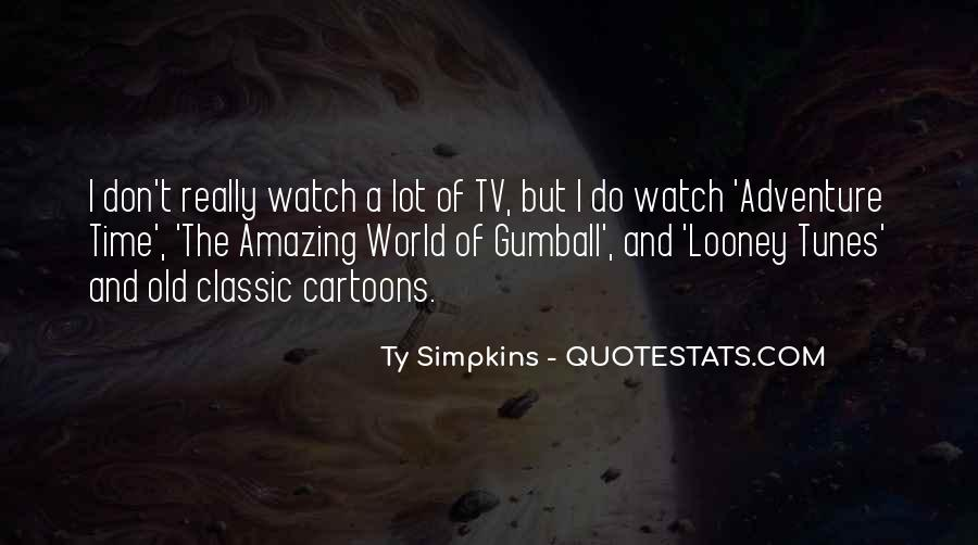 Quotes About Looney Tunes #1292648