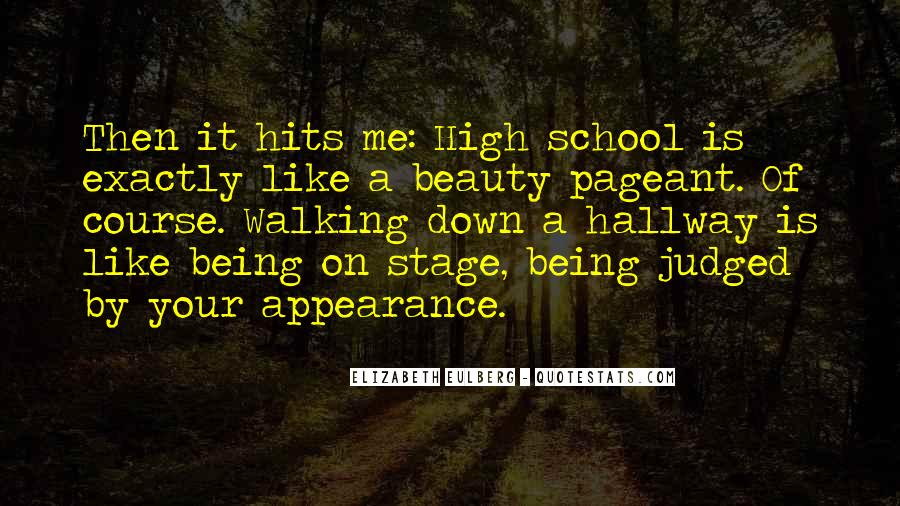 Quotes About Pageant #1003343