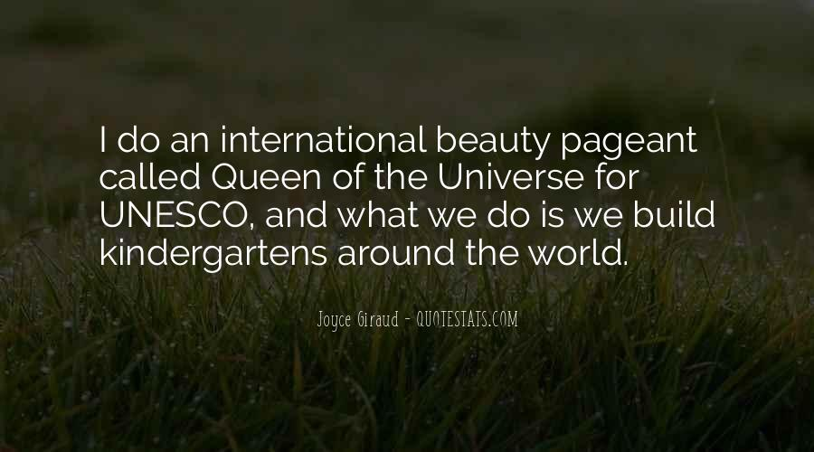 Quotes About Pageant #1337064
