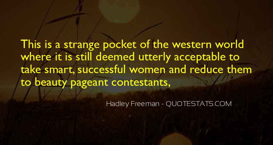 Quotes About Pageant #1697153