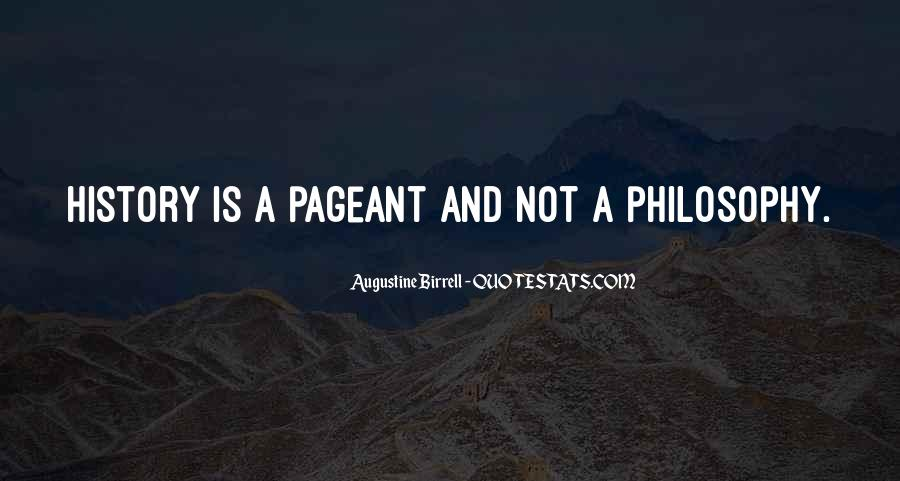Quotes About Pageant #1725646