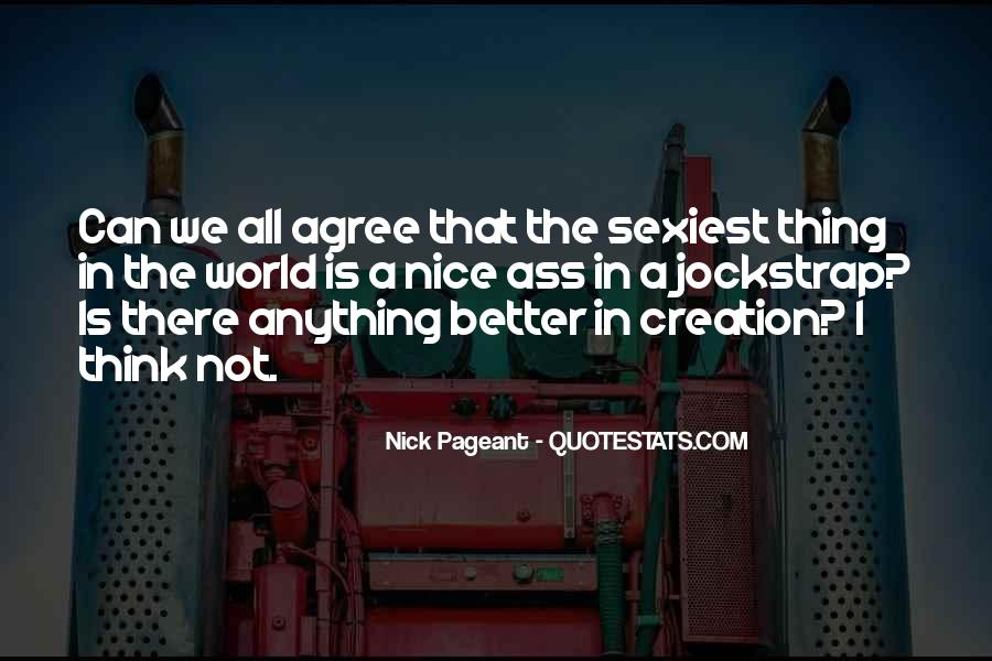 Quotes About Pageant #644264