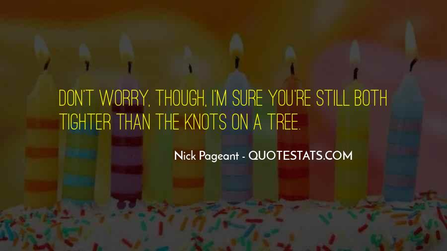 Quotes About Pageant #740995