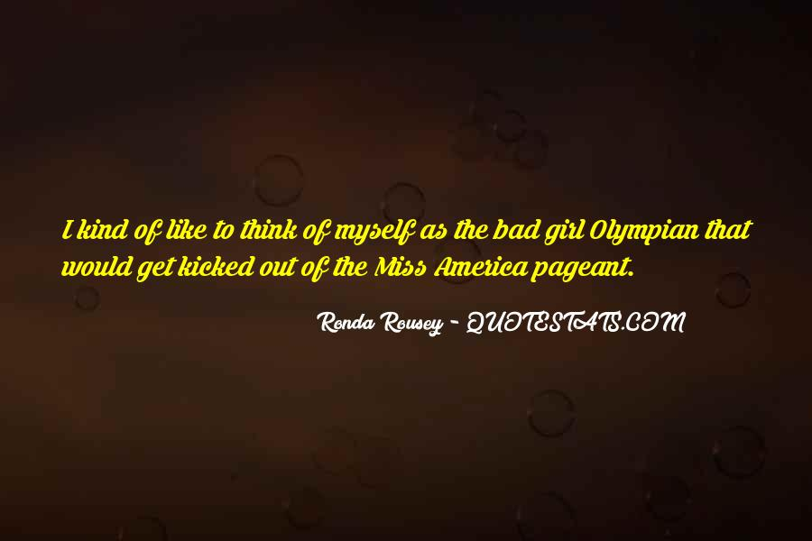 Quotes About Pageant #800763