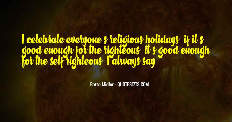 Quotes About The Holidays Seasons #527755