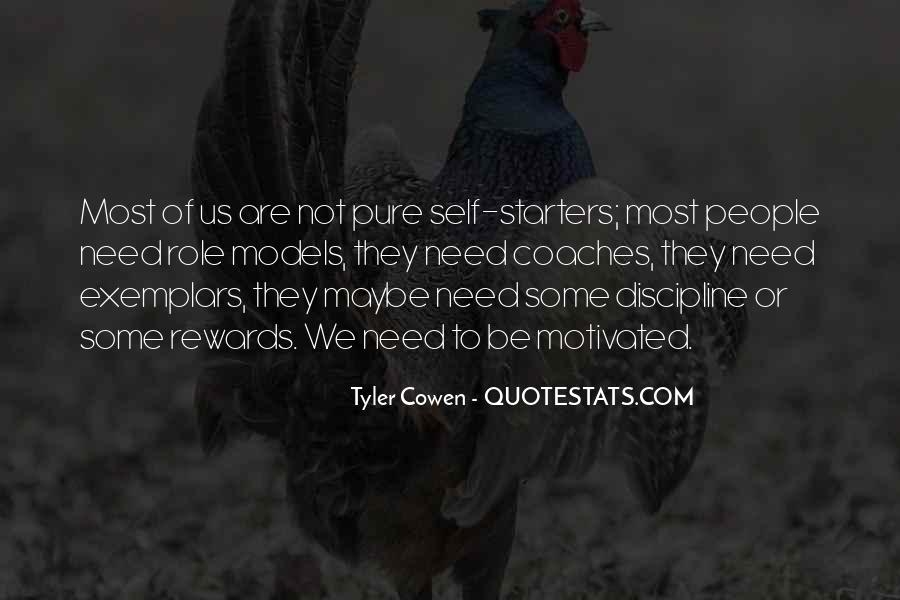 Quotes About Starters #341677