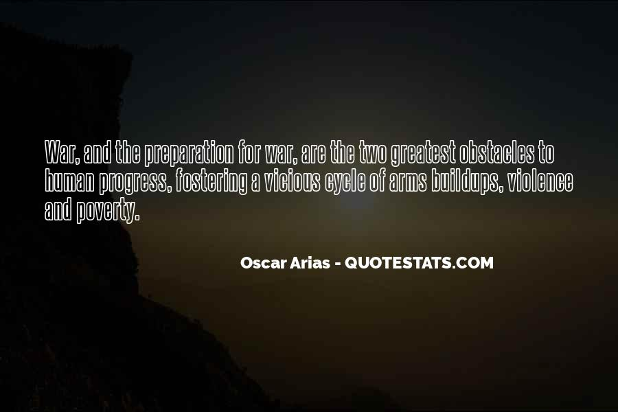 Quotes About Poverty And Violence #1231012
