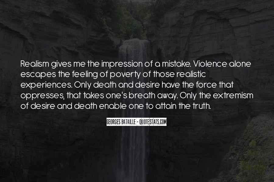 Quotes About Poverty And Violence #805996