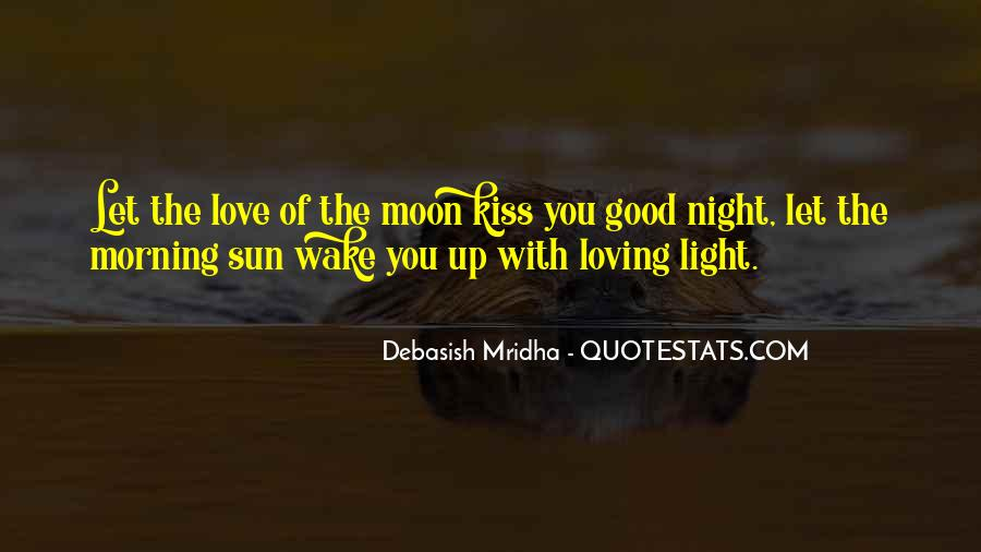Quotes About Love And Good Morning #1451378