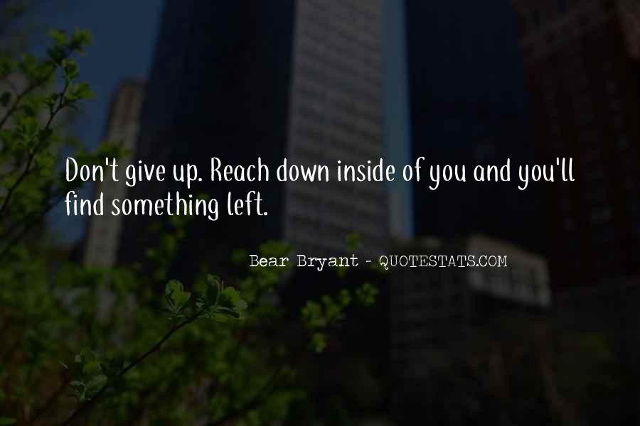 Quotes About Having Nothing Left To Give #152257