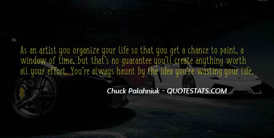 Quotes About Another Chance At Life #108494