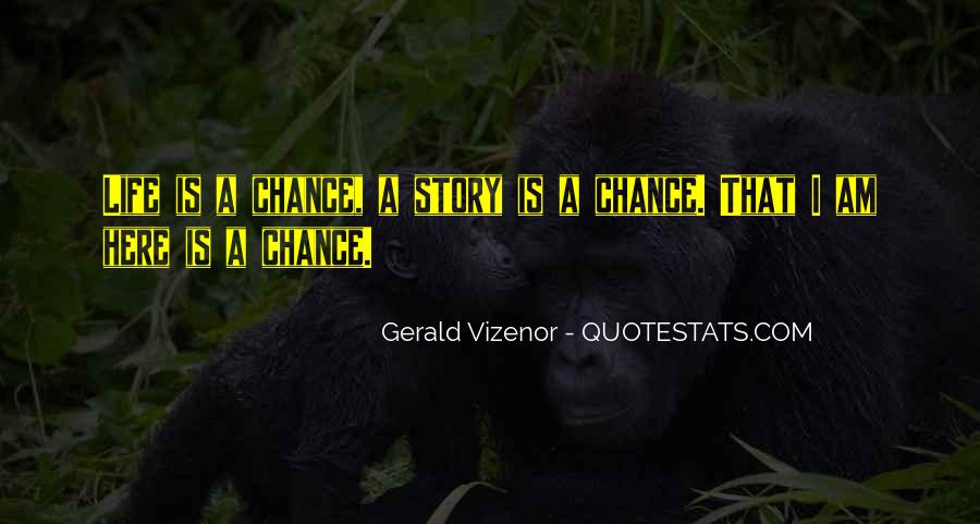 Quotes About Another Chance At Life #117082