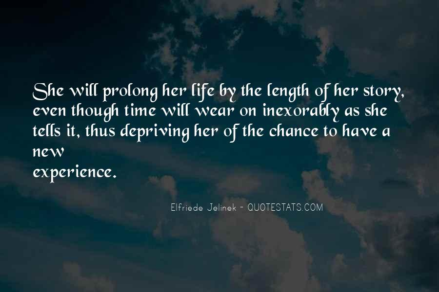 Quotes About Another Chance At Life #120615