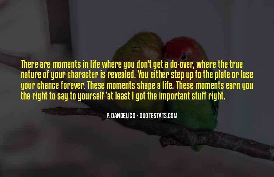 Quotes About Another Chance At Life #18084