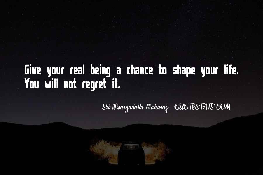 Quotes About Another Chance At Life #22745