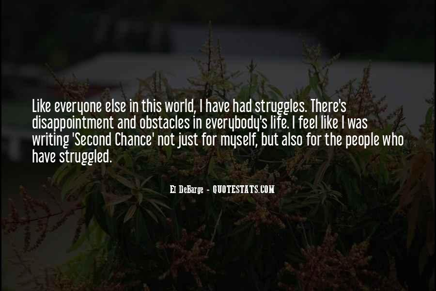 Quotes About Another Chance At Life #24079