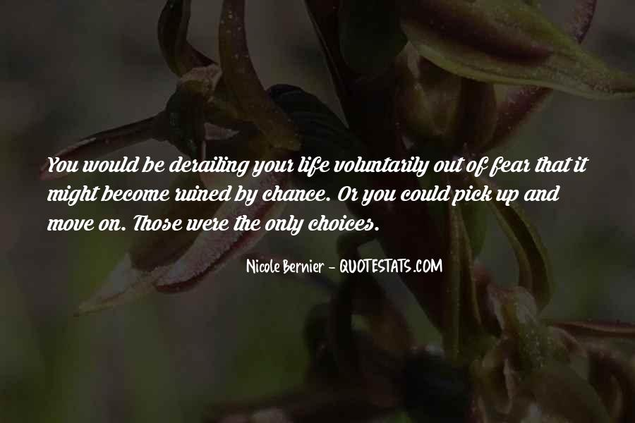Quotes About Another Chance At Life #4115