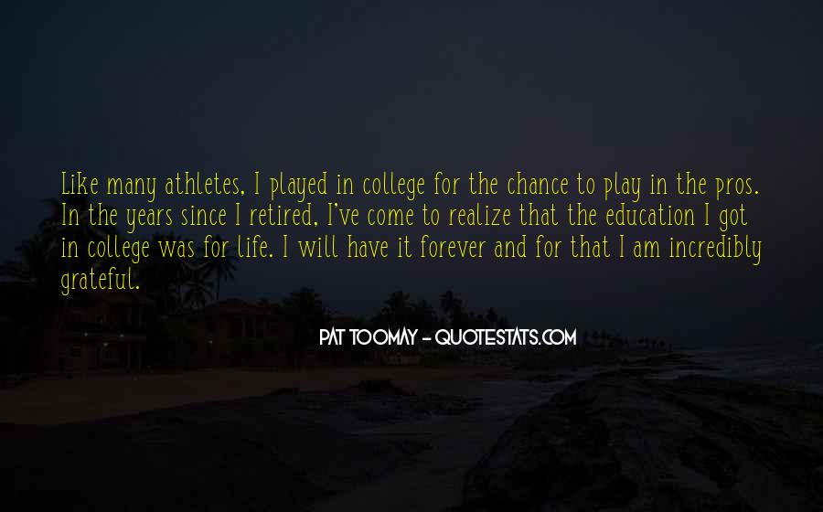 Quotes About Another Chance At Life #52434
