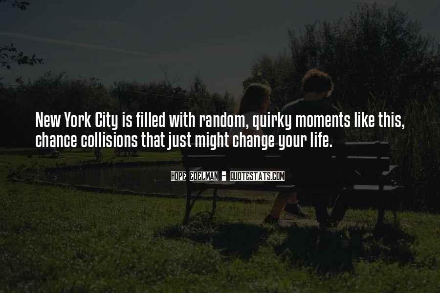 Quotes About Another Chance At Life #95399